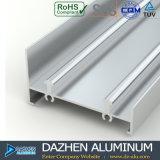 Perfil de alumínio da amostra livre para a porta do indicador