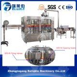Máquina tampando de enchimento de lavagem da água mineral do frasco