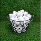 Вспомогательное оборудование гольфа контейнера шара для игры в гольф корзины гольфа металла холодное