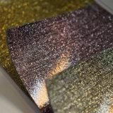 cuir synthétique du plus défunt des graines de revêtement film spécial de PVC (HST279)