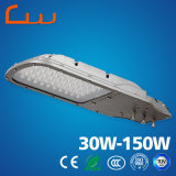 세륨 RoHS TUV SGS CQC 30W 60W 80W 태양 LED 가로등