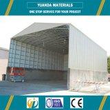 Garage prefabbricato poco costoso del blocco per grafici del metallo della Cina