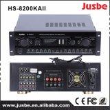 HS8200kaiiカラオケの電力増幅器
