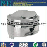 Peças sobressalentes de usinagem CNC de aço inoxidável de precisão customizada de 5 eixos