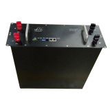 De Navulbare 48V 50ah LiFePO4 Batterij van de hoge Capaciteit