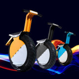 17inch 1車輪500Wの電気オートバイ