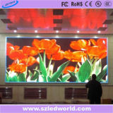 Multi color de interior Panel de Pantalla LED para publicidad (P3, P4, P5, P6)