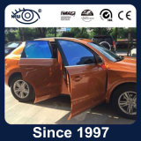 Пленка подкраской хамелеона окна автомобиля цвета способа уменьшения жары