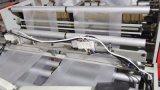 Doppie righe sacchetto caldo ad alta velocità della maglietta di taglio che fa macchina