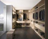 [هيغقوليتي] صنع وفقا لطلب الزّبون خزانة ثوب خشبيّة لأنّ غرفة نوم مع تصميم بسيطة