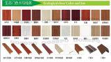 Porta moldada MDF branca da melamina da cor (GSP12-021)