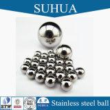 esfera de aço inoxidável de 6.35mm AISI 420c 440c