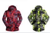 Лыжа одевает костюм лыжи s водоустойчивых людей теплого ветра куртки лыжи '