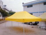 tente se pliante extérieure de bâti en acier de 3X6m en jaune