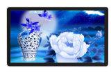 contrassegno dell'interno fissato al muro dell'affissione a cristalli liquidi Digital del Android 32-Inch che fa pubblicità alla visualizzazione