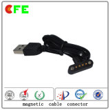 China Personalizada 2pin impermeable Magnetic Power Connector