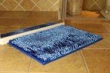 Glänzende Chenille-Qualitäts-lange Stapel-Tür-Matte mit nicht Beleg-Unterseite