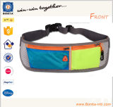 Resistente à água Running Expandable Men Waist Bag
