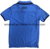 Het duidelijke Katoenen Overhemd van het Polo voor Jongen
