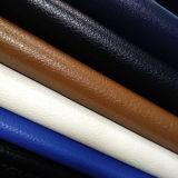 1.2mm Abnutzungs-Widerstand-Stärke PU-Leder für Sofa-oder Auto-Sitz (HTS051)