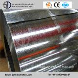 le Gi couvrant de feuille de 610-1250mm a galvanisé la bobine en acier en métal pour la construction