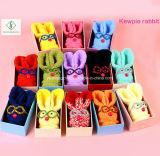 2017 de nieuwe Doos van de Gift van de Kinderen van de Douane van het Konijn van Kewpie van de Sokken van het Ontwerp
