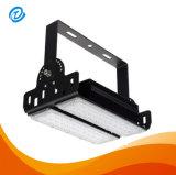 IP65 Waterproof a iluminação ajustável da inundação do diodo emissor de luz da microplaqueta 100W SMD da Philips