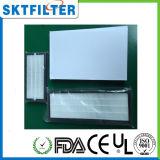 Filtro HEPA de fibra F9 PP para aire acondicionado central