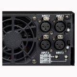 China dois - amplificador de potência audio da profissão da modalidade SMPS do interruptor de canaleta (DTA2.5)