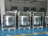 電池の企業のためのステンレス鋼の貯蔵タンク