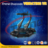 Cine divertido del movimiento de la vibración de 9d Vr, simulador vibrante eléctrico de la hospitalidad 9d Vr