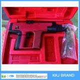 Nuevo Kkj450 Alimentación semiautomática en polvo de actuación de la herramienta de fijación Nail Gun