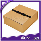 Одежда коробки роскошной твердой оптовой продажи складывая упаковывая
