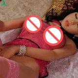 Le sexe des silicones 2017 adulte le plus neuf joue la poupée Jl158-A4 de sexe de 158cm
