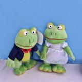 알맞은 가격 개구리 최고 연약한 채워진 장난감 견면 벨벳 장난감