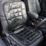 Amortiguador de asiento suave cómodo negro del cuero del propósito