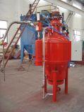 Spezialisierung auf die Produktion von 0.5 ~ 50 Kubiklagerhaus-Pumpen-pneumatische Beförderung-System