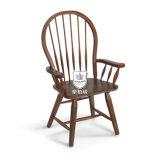 Europäischer festes Holz-Esszimmer-Tisch mit Stuhl