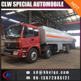 Foton Auman 6X2 20m3 디젤 엔진 유조 트럭 연료 분배 트럭
