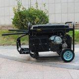 Het Elektrische Begin BS4500p van de bizon (China) (h) 3kw 3kVA met de Gemakkelijke Beweging van de Batterij met Generator van de Benzine van de Nok van Wielen de Professionele