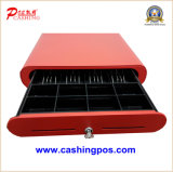 Rj12 Three Locks Electronic Manual Computer Cash Drawer for Cashier