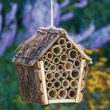 Kundenspezifisches im Freien hängendes hölzernes Haus für Bienen-Insekt