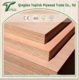 Vidoeiro da madeira 18mm da mobília e madeira compensada do Poplar