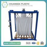 Top Circular Spout FIBC Big PP Woven Bulk Ton Bag