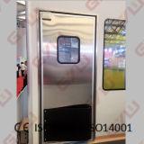 Puerta de oscilación/puerta de la bisagra/puerta del pivote para la cámara fría
