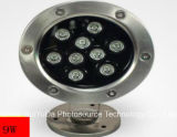 Hete Sale Low Price 230*H240mm 36W 12V LED Underground Light Single Color LED Floor Light