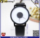 Reloj de acero del cuarzo de Stailess de Paidu del diseño simple de la manera Yxl-360 de la marca de fábrica de la marca de fábrica de los relojes del reloj único de los hombres