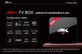 Vente 2017 chaude sur d'Alibaba le PRO 4k Kodi Amlogic S912 cadre du faisceau TV de quarte de l'androïde 6.0 H96