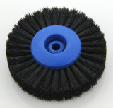 Instrument dentaire de polissage de balai Chungking Brister de tour droit noir de P80s