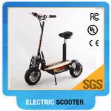Электрический самокат с тележкой гольфа одиночного места электрической